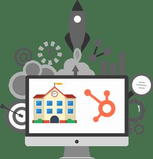 hubspot for education