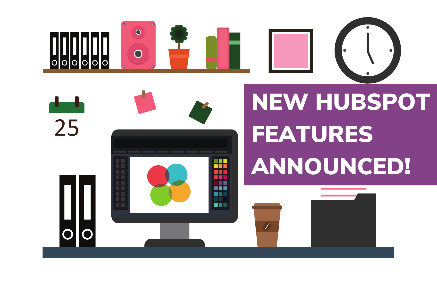 New HubSpot features announced!