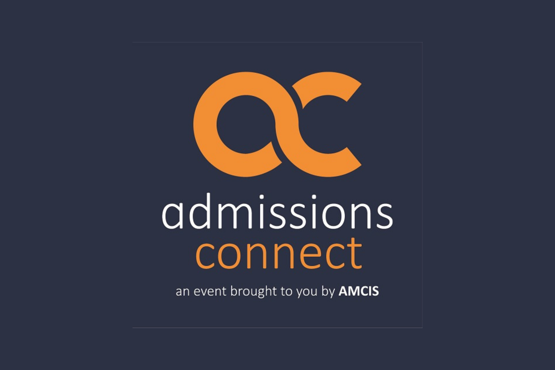 admissions connect event