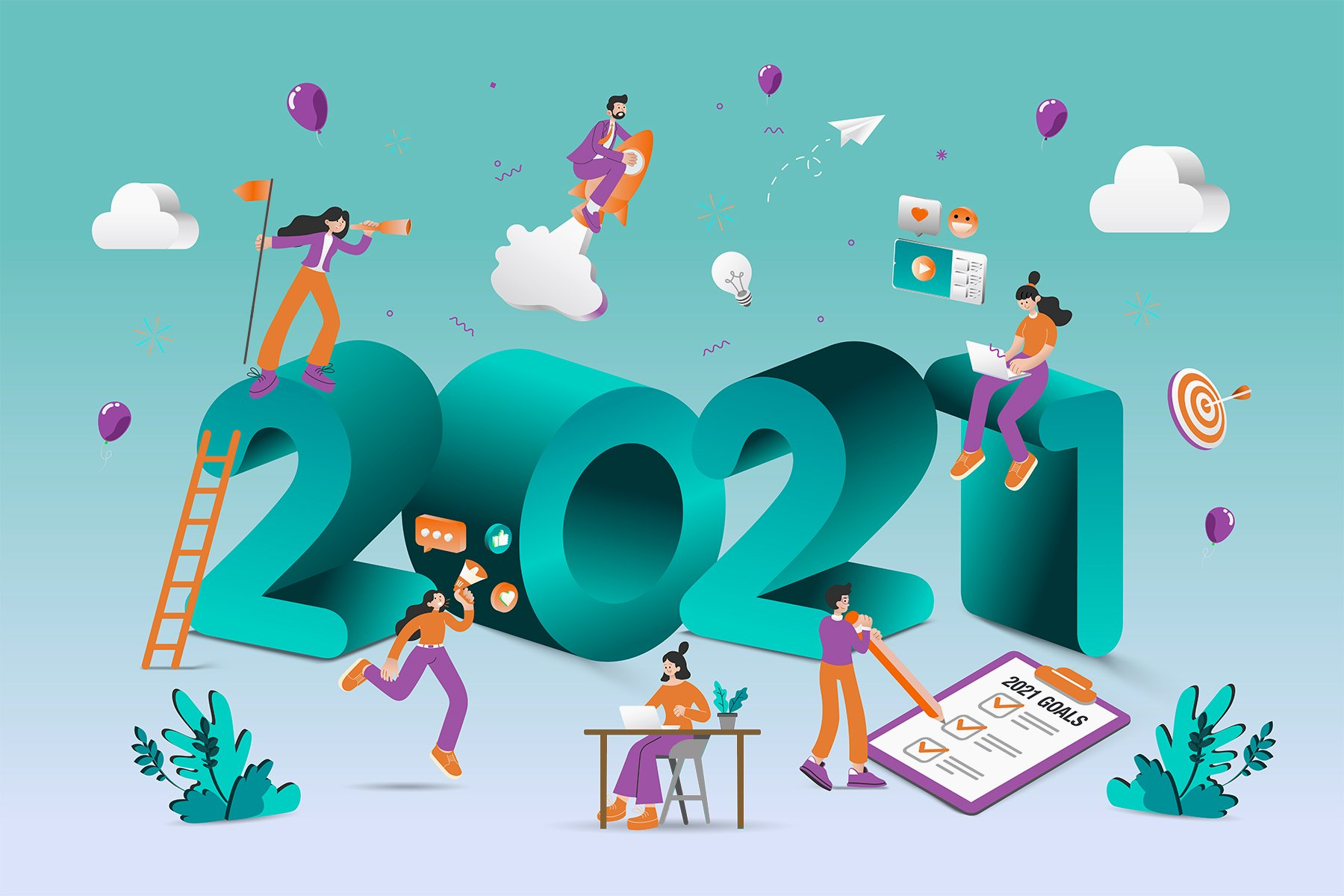 2021 School and College Marketing