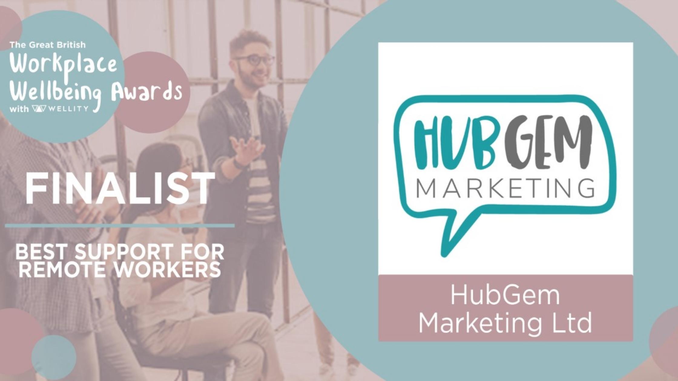 HubGem named as finalist