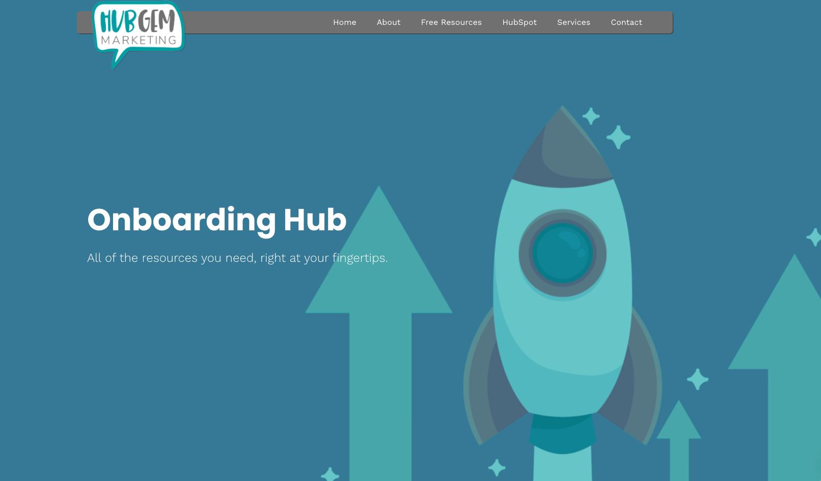 HubSpot Onboarding Hub